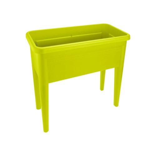 Elho Green Basics kweektafel XXL limoengroen 36,5x65,1x75,5cm