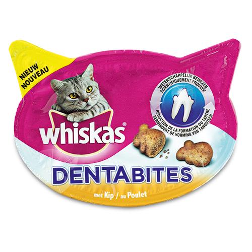 Whiskas dentabites 40 gram