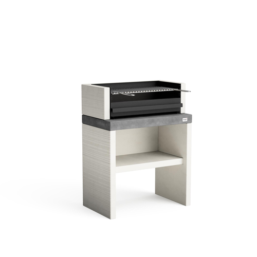 Tuozi stenen barbecue Plan 1 Plus 78x47x105cm