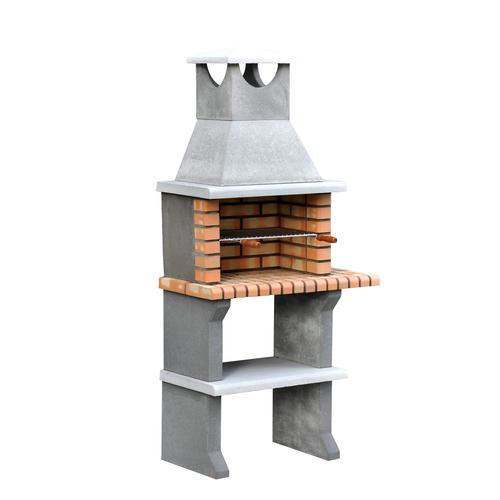 Barbecue en pierre Tuozi Luna 92x47x190cm