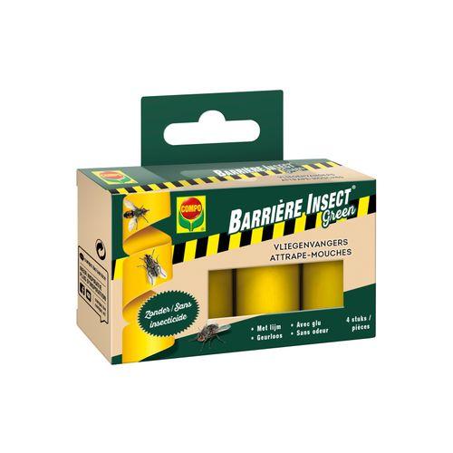 Compo Bio vliegenvangers 4 stuks