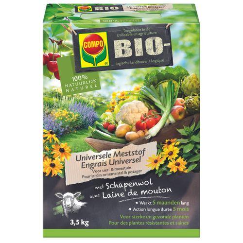 Engrais bio universel Compo 3,5kg