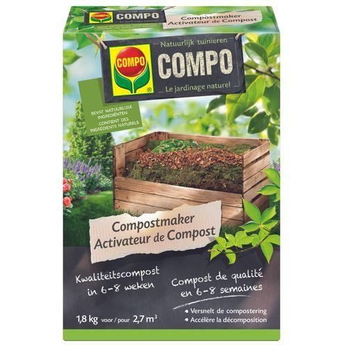 Activateur de compost bio Compo 1,8kg