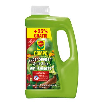 Anti-limaces Compo Super Slugran  400g + 25%