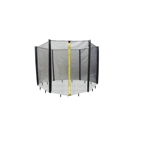 Filet fermé pour trampoline D244