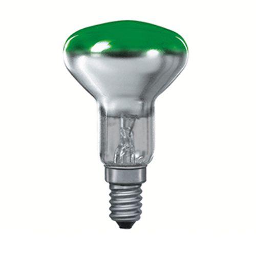 Paulmann reflectorlamp 'PR50' 25W E14 groen