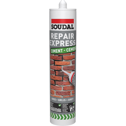 Soudal vulmiddel 'Cement Repair' 300 ml