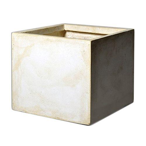 Clayfibre kubus desert 34cm
