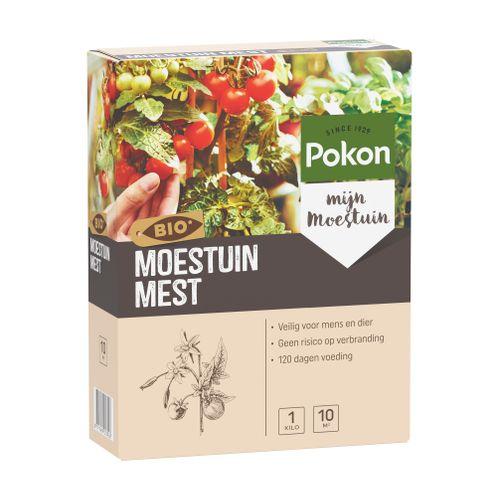 Pokon Bio Moestuin Voeding 1kg