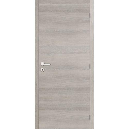 Thys deurgeheel 'Concept S61 Ardenne' eik horizontaal tubespaan 73 cm