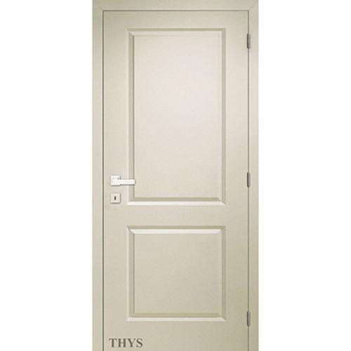 Bloc-porte Thys 'Concept Pastorie Carrara' tubulaire 83 cm
