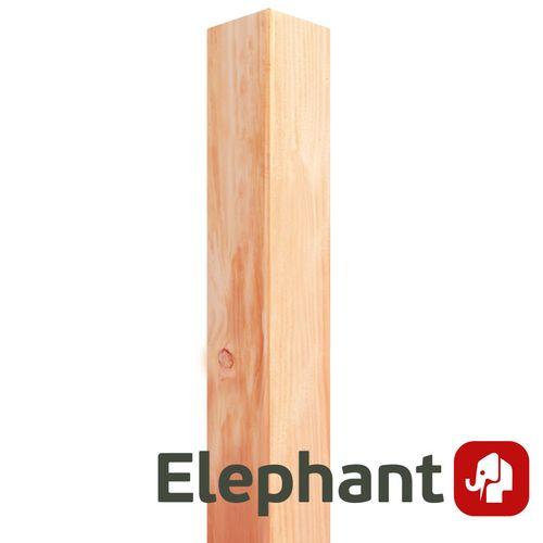 Elephant tuinpaal douglas 5x5x200cm