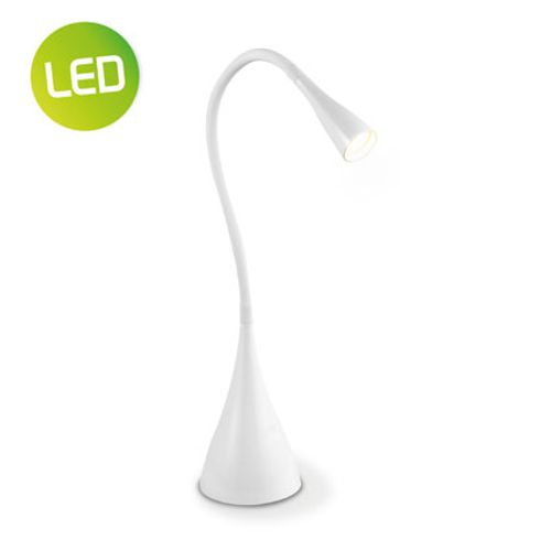 Home Sweet Home bureaulamp 'Flex' wit 3,5W