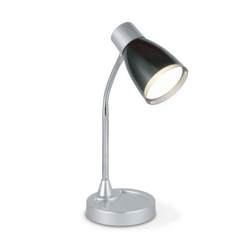 Home Sweet Home bureaulamp 'Lumy' zwart 3W
