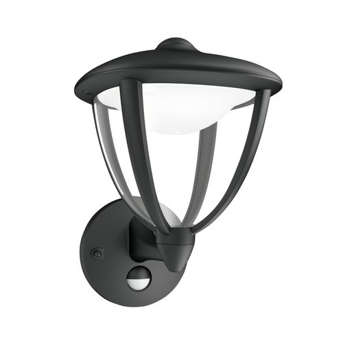 Philips muurverlichting LED Robin met bewegingssensor 4,5W