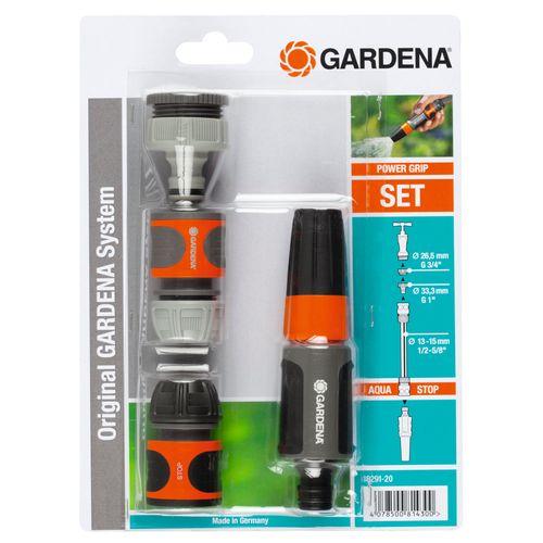 Set de base tuyau de jardin Gardena