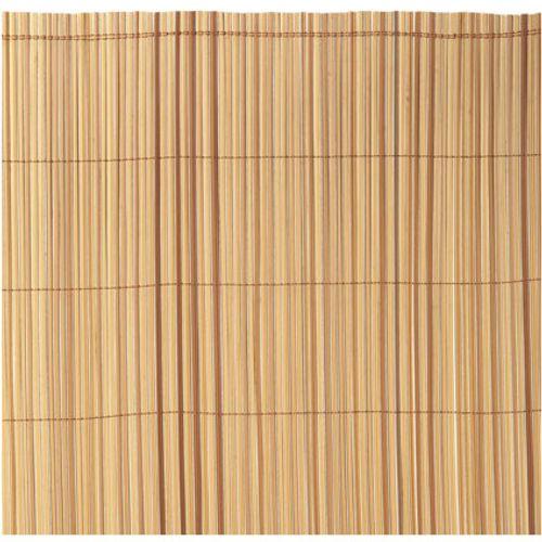 Nortene zichtbelemmering 'Exel Split' bruin 1 x 3 m