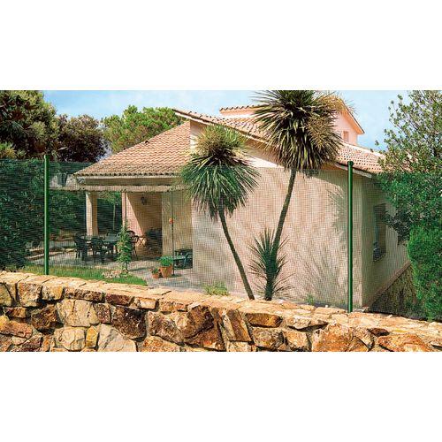 Grillage balcon Nortene 'Cuadranet 23' vert 1 x 5 m
