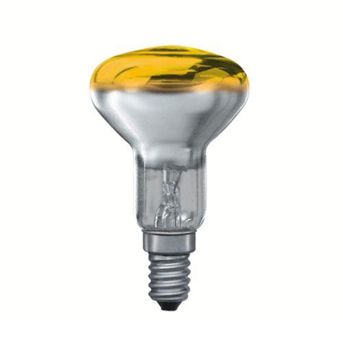 Paulmann reflectorlamp 'R50' geel 25W