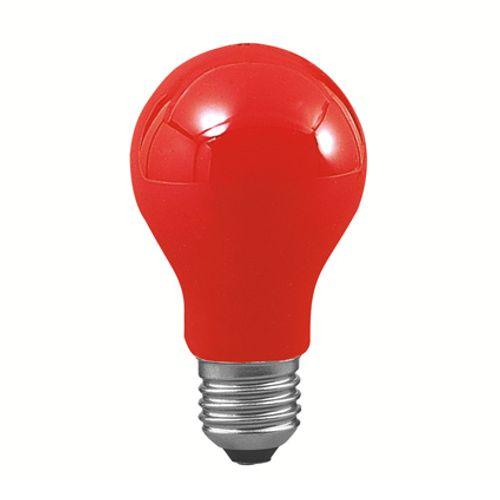 Paulmann gloeilamp 'AGL' rood 40W