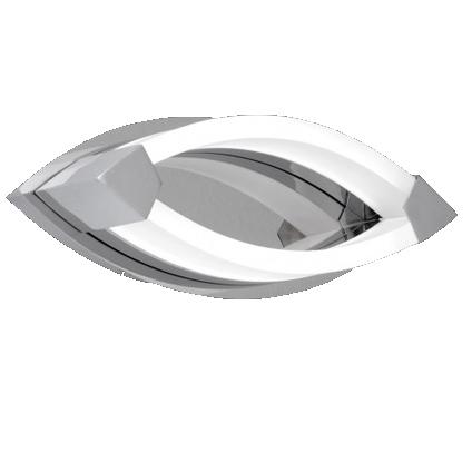 Wofi wandlamp 'Vannes' 8,5 W