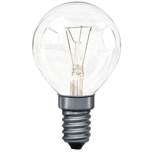Paulmann kogellamp oven 25W E14 75mm 45mm 300° helder