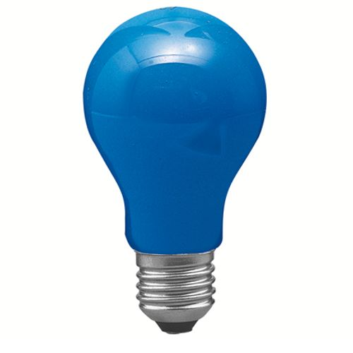 Paulmann gloeilamp 'AGL' blauw 40W