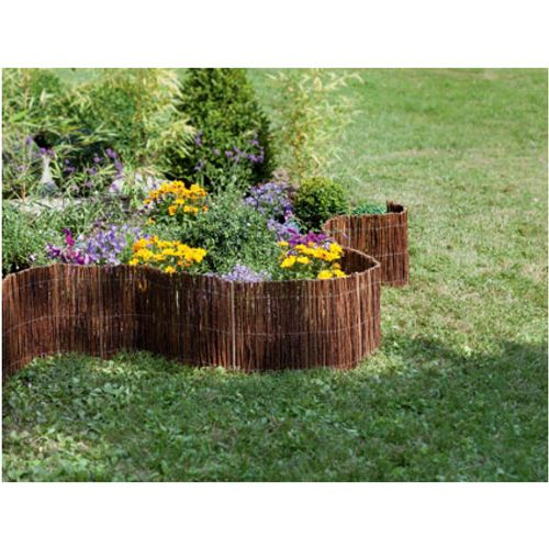 Rouleau bordure 'Willow Roll' osier 3 x 0,25 m