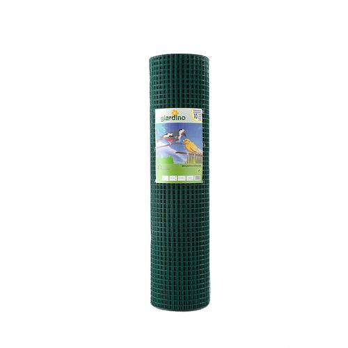 Giardino afrastering groen 5x1m