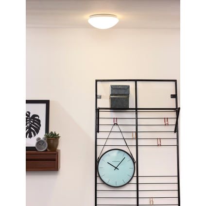 Lucide plafondlamp 'Bianca-LED' 8W