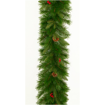 Guirlande de Noël Rocky Mountain Central Park 180cm