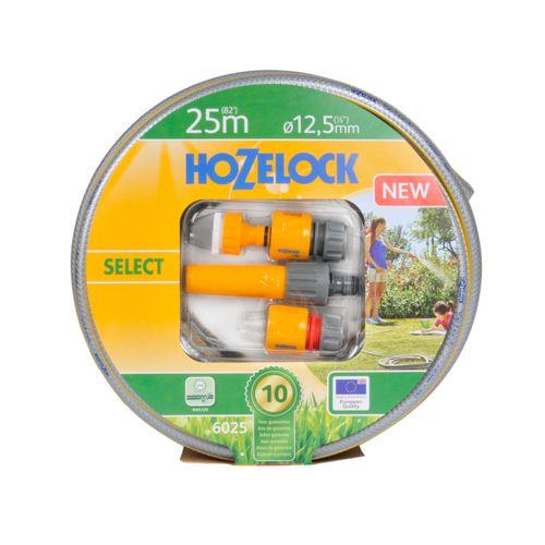Hozelock tuinslangset Select 25m Ø12,5mm
