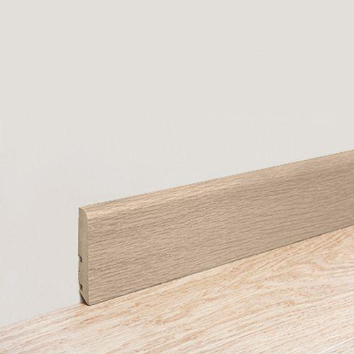 BerryAlloc plint 'Profil one' grijs 93 cm