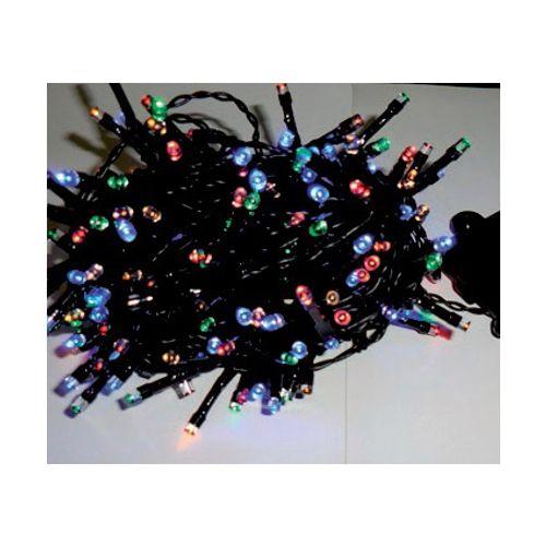 Guirlande Central Park 'X-Mas' multicolore - 200 ampoules