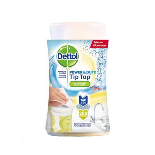 Dettol reiniger 'TipTop' citrus 415 ml