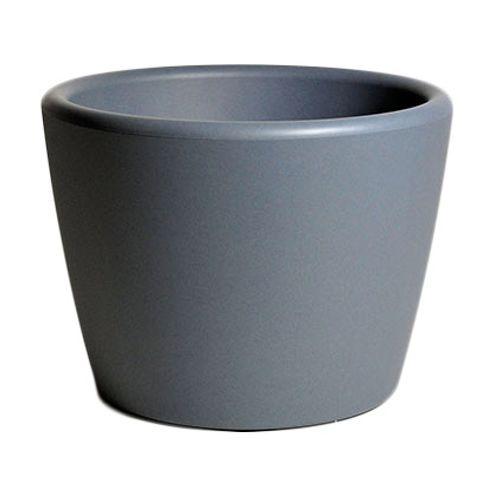 Essence bowl pot pebble grijs