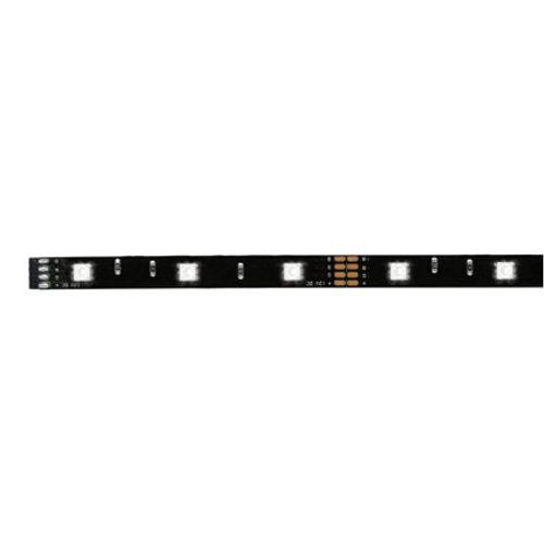Function YourLED ECO strip 1m RGB 7,2W 12V DC zwart