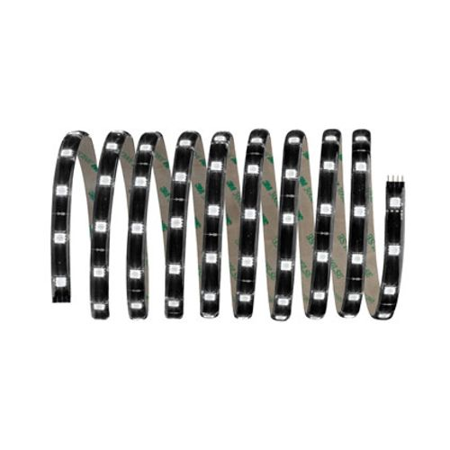 Function YourLED Basisset 3m RGB 28,8W 230/12V 48VA zwart kunststof