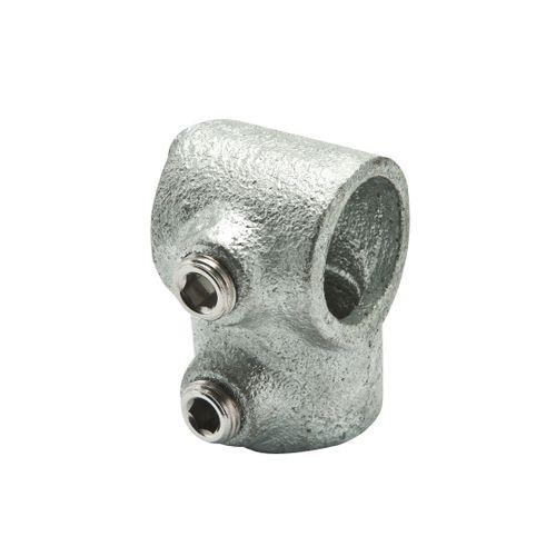 Flexfit T-doorvoer metaal diam. 40 mm