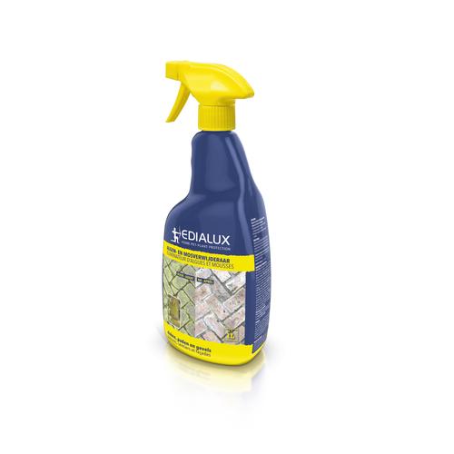 Anti-mousse et algues spray Edialux 1L