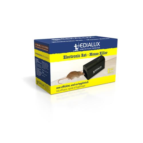Piège à rat et souris électronique Edialux