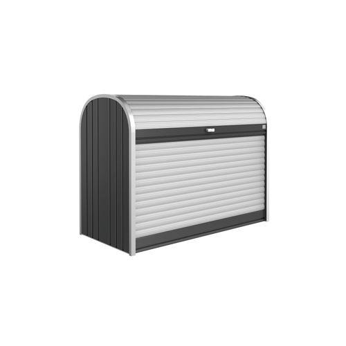 StoreMax 160 gris fonce 1200L