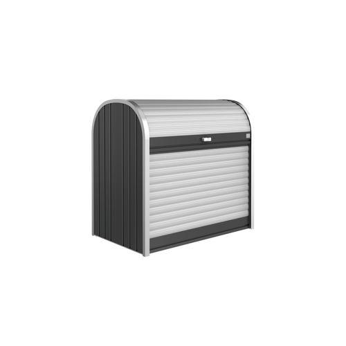 Biohort opbergbox Storemax 120 donkergrijs 73x117cm