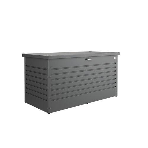 Biohort kussenbox Hobby 160 donkergrijs 630L