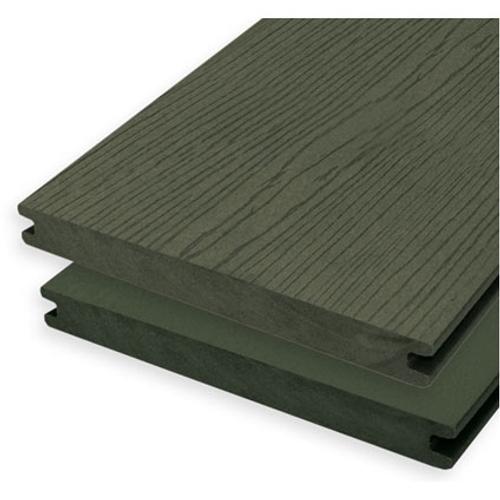 Planche de terrasse WPC massive 290 x 19,3 cm x 19 mm