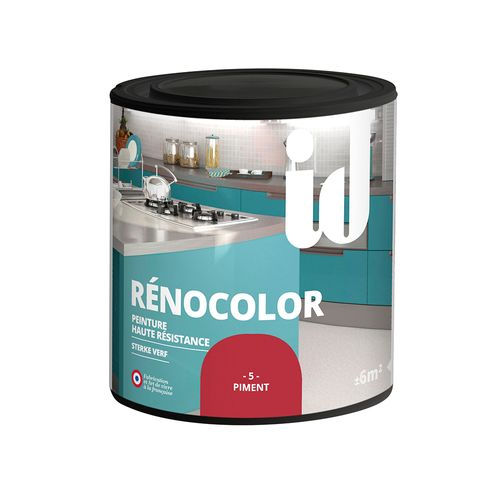 ID meubelverf Rénocolor piment 450ml