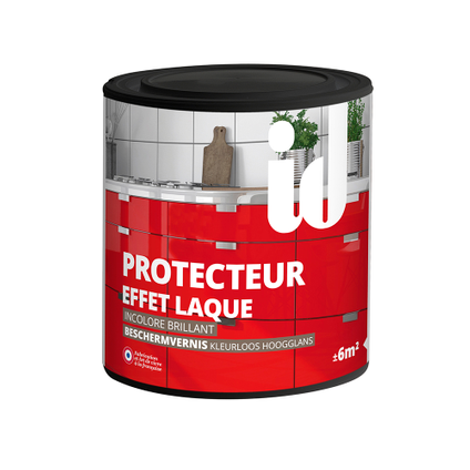 Protecteur ID Effet Laque 450ml