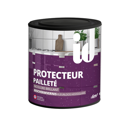 Protecteur ID Pailleté 450ml
