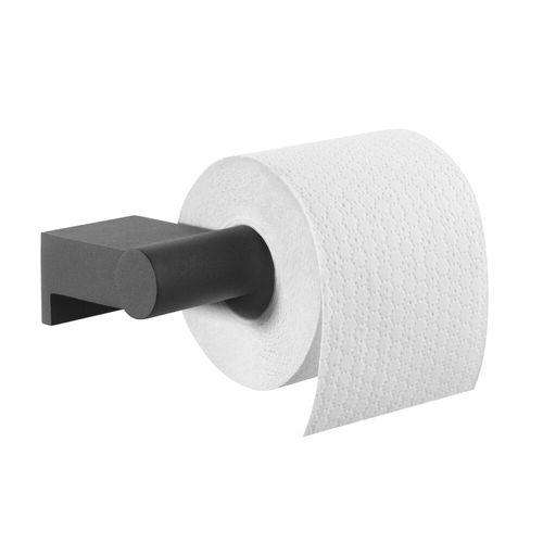 Porte-rouleau de papier toilette Tiger Bold noir