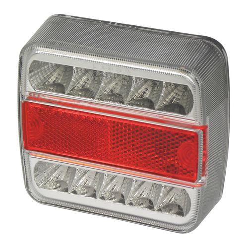 Carpoint LED achterlicht 12V 5 functies